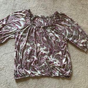 a.n.a A new Approach Women Shirt Top Blouse Shirt